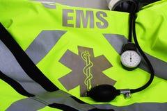 Σακάκι EMS Στοκ φωτογραφία με δικαίωμα ελεύθερης χρήσης
