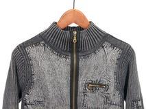σακάκι Jean κρεμαστρών Στοκ Εικόνα