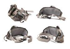 Σακούλα μέσης ασφάλειας για τον ταξιδιώτη στοκ φωτογραφία με δικαίωμα ελεύθερης χρήσης