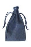 Σακούλα του Jean στοκ εικόνα με δικαίωμα ελεύθερης χρήσης