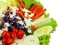σαλάτα γευμάτων Στοκ Φωτογραφία