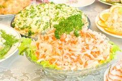 σαλάτα καρότων λάχανων Στοκ Φωτογραφία