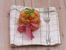 Σαλάτα καρότων Στοκ Εικόνες
