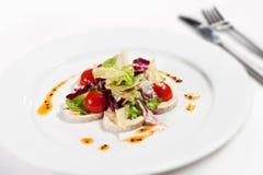σαλάτα κοτόπουλου στη&theta Στοκ φωτογραφία με δικαίωμα ελεύθερης χρήσης