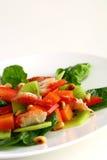 σαλάτα κρέατος καβουριώ& Στοκ εικόνα με δικαίωμα ελεύθερης χρήσης