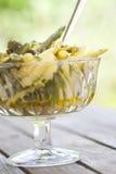 σαλάτα κύπελλων φασολιώ&n Στοκ φωτογραφία με δικαίωμα ελεύθερης χρήσης