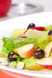 σαλάτα μήλων Στοκ εικόνες με δικαίωμα ελεύθερης χρήσης