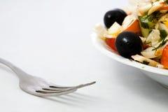 σαλάτα νόστιμη Στοκ φωτογραφία με δικαίωμα ελεύθερης χρήσης