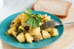 σαλάτα πατατών Στοκ φωτογραφία με δικαίωμα ελεύθερης χρήσης