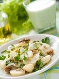 σαλάτα πατατών Στοκ εικόνες με δικαίωμα ελεύθερης χρήσης