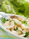 σαλάτα πατατών Στοκ Εικόνες