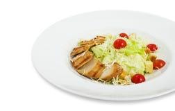 σαλάτα πιάτων Στοκ Φωτογραφίες