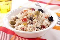 σαλάτα ρυζιού Στοκ εικόνες με δικαίωμα ελεύθερης χρήσης