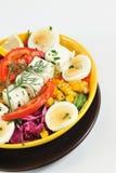 σαλάτα σιτηρεσίου Στοκ Εικόνες