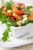 σαλάτα σιτηρεσίου Στοκ Φωτογραφία