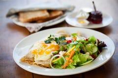 σαλάτες αυγών Στοκ Εικόνα