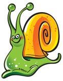 σαλιγκάρι διανυσματική απεικόνιση