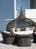 Σαλόνι καναπέδων Στοκ Εικόνες