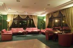σαλόνι ξενοδοχείων Στοκ Εικόνες
