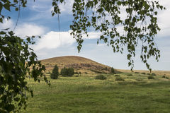 Σαμάνος βουνών Στοκ φωτογραφίες με δικαίωμα ελεύθερης χρήσης