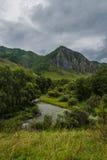 Σαμάνος βουνών Στοκ εικόνα με δικαίωμα ελεύθερης χρήσης