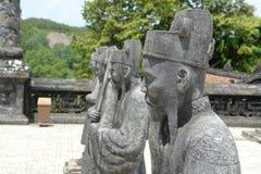 Σαμουράι βιετναμέζικα Στοκ Φωτογραφία
