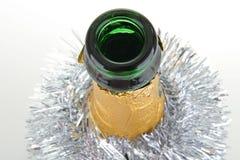 σαμπάνια μπουκαλιών στοκ εικόνες