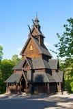 σανίδα εκκλησιών Στοκ Εικόνα