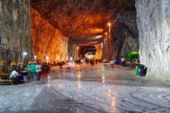 σανατόριο υπόγεια Στοκ Εικόνα