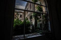 σανατόριο στοκ φωτογραφίες
