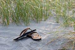 σανδάλια Στοκ φωτογραφίες με δικαίωμα ελεύθερης χρήσης