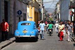 Σαντιάγο de Κούβα Στοκ εικόνες με δικαίωμα ελεύθερης χρήσης