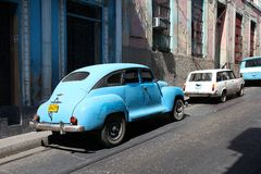 Σαντιάγο de Κούβα Στοκ Εικόνες