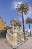Σαντιάγο de Χιλή. στοκ φωτογραφία