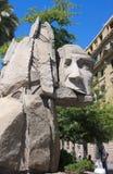 Σαντιάγο de Χιλή - Plaza de Armas - ΙΙΙ - Στοκ Εικόνες