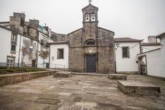 Σαντιάγο de Compostela, Γαλικία, Ισπανία Στοκ φωτογραφία με δικαίωμα ελεύθερης χρήσης