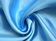 σαν μπλε κομψό μετάξι ανασ&ka Στοκ εικόνες με δικαίωμα ελεύθερης χρήσης