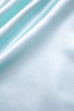 σαν μπλε κομψό μετάξι ανασ&ka Στοκ Εικόνα