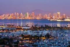 Σαν Ντιέγκο Καλιφόρνια στοκ φωτογραφίες