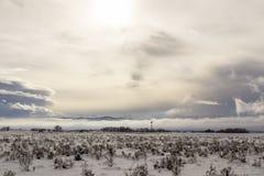 Σαν σπασίματα θύελλας Στοκ εικόνες με δικαίωμα ελεύθερης χρήσης