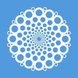 σαν συμπαθητικό κύκλο μερών στοιχείων σχεδίου για να χρησιμοποιήσει το σας Στοκ Εικόνα