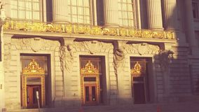 Σαν Φρανσίσκο Δημαρχείο στοκ εικόνα με δικαίωμα ελεύθερης χρήσης
