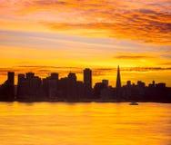 Σαν Φρανσίσκο, Καλιφόρνια, ΗΠΑ Στοκ Φωτογραφίες