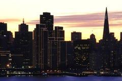 Σαν Φρανσίσκο, Καλιφόρνια, ΗΠΑ Στοκ εικόνες με δικαίωμα ελεύθερης χρήσης