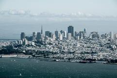 Σαν Φρανσίσκο πέρα από το ρολόι Στοκ Φωτογραφία