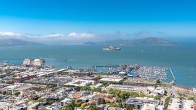 Σαν Φρανσίσκο, το Embarcadero στοκ εικόνες