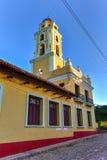 Σαν Φρανσίσκο de Asis - Τρινιδάδ, Κούβα Στοκ φωτογραφία με δικαίωμα ελεύθερης χρήσης