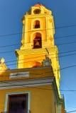 Σαν Φρανσίσκο de Asis - Τρινιδάδ, Κούβα Στοκ εικόνες με δικαίωμα ελεύθερης χρήσης