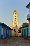 Σαν Φρανσίσκο de Asis - Τρινιδάδ, Κούβα Στοκ Φωτογραφία
