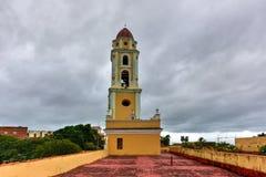 Σαν Φρανσίσκο de Asis - Τρινιδάδ, Κούβα Στοκ Εικόνες